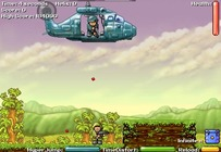 Rescue-game-with-a-paratrooper