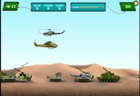 Shoot-em-up-z-śmigłowca-armycopter