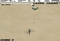 Helikopter-arcade-game